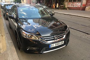 Прокат автомобиля Honda Accord 2017 2.4
